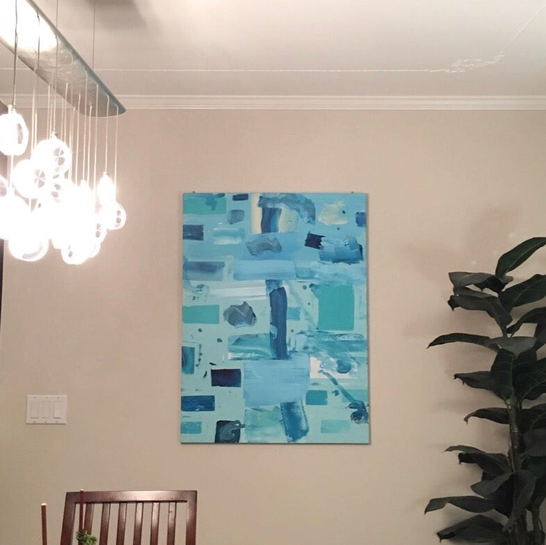 Image of Custom Curated Painting Project