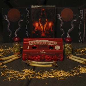 Image of DEATHSTENCH - Blood Moon Divination Special Edition (Pro-Cassette)