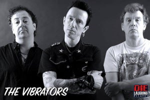Image of The Vibrators / Restless / LIMITED EDITION DIGIPAK