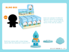 Mr. White Cloud Mini Series 1 (Whole Set)