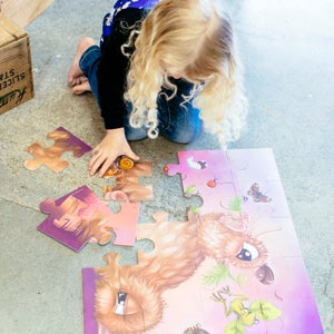 Kuwi Floor Puzzle - 24 Large Pieces