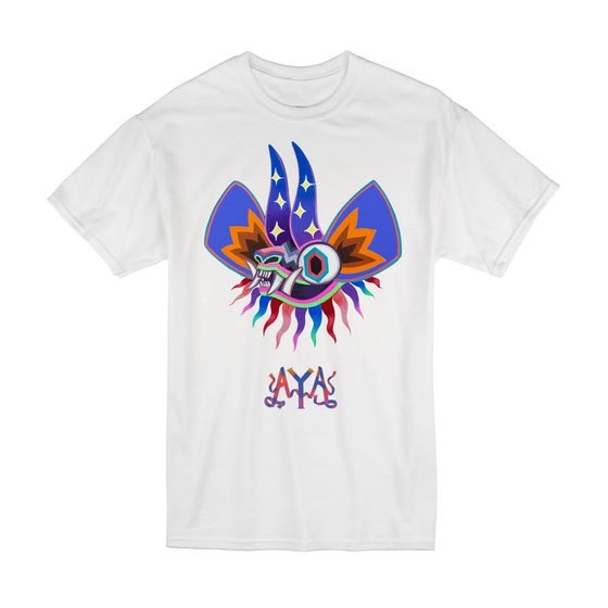 Image of AYA Mask T-Shirt White