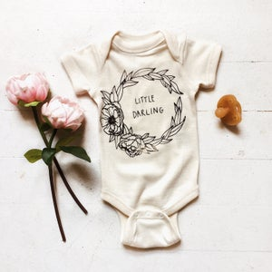 Image of Little Darling bodysuit