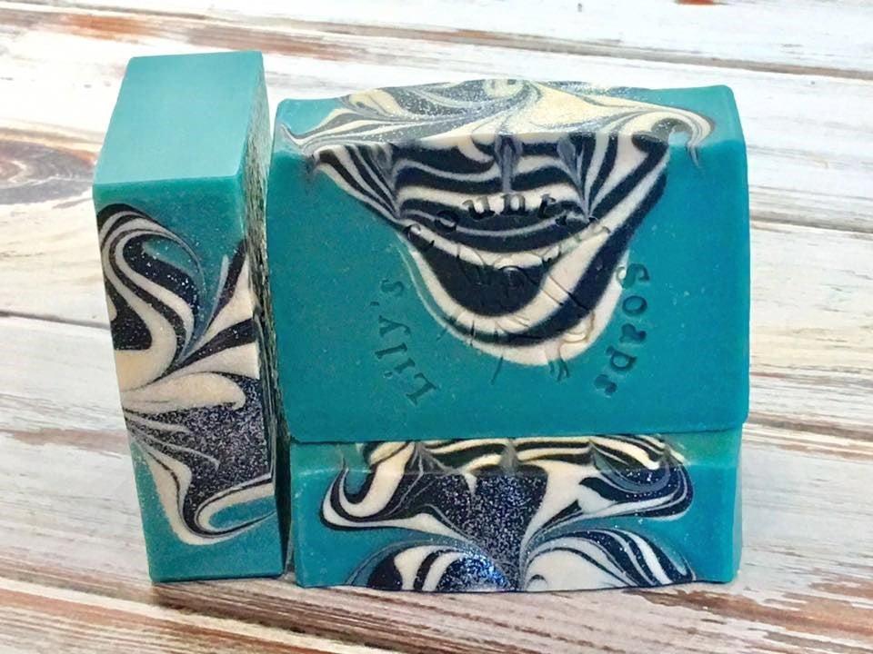 Image of Eucalyptus Spearmint Goat Milk Soap