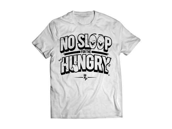 Image of The Original No Sleep Tee in White