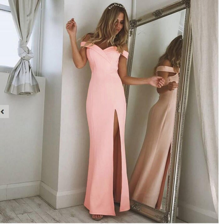 Image of Miranda Gown Pink