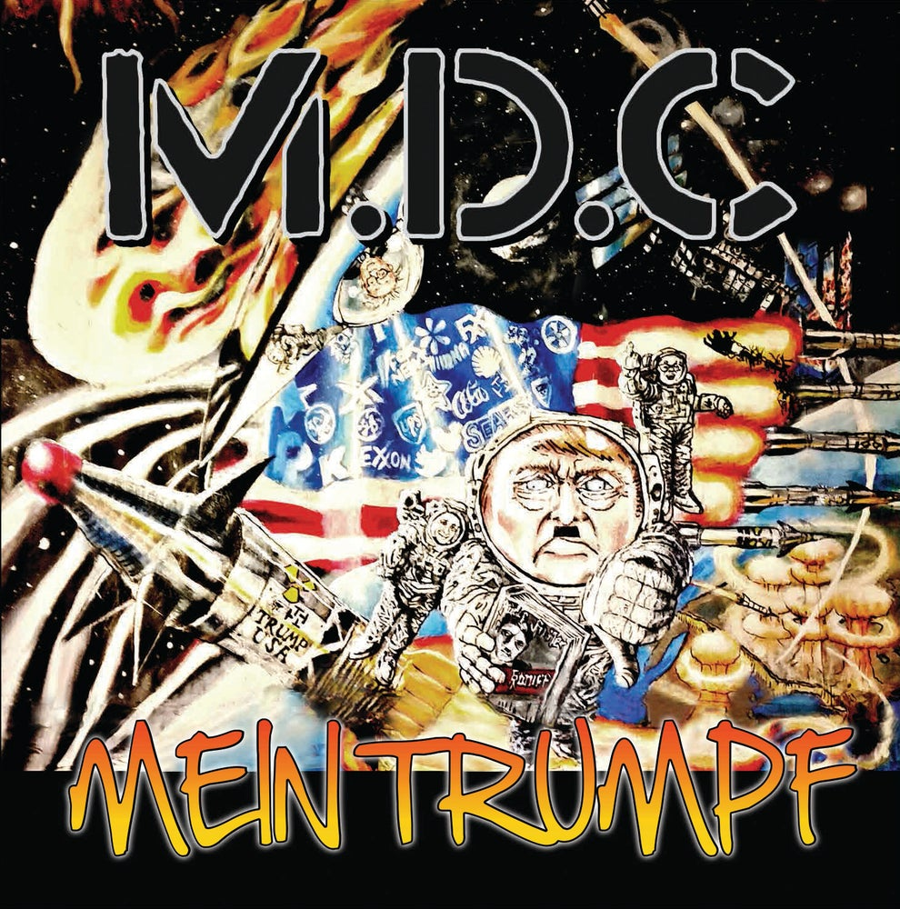 Image of MDC - Mein Trumpf CD