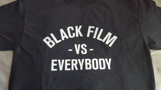 Image of Black Film vs Everybody