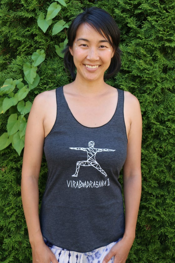 Image of Warrior II Pose Tank Top