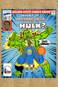 Image of Dray-Hulk (8x10)