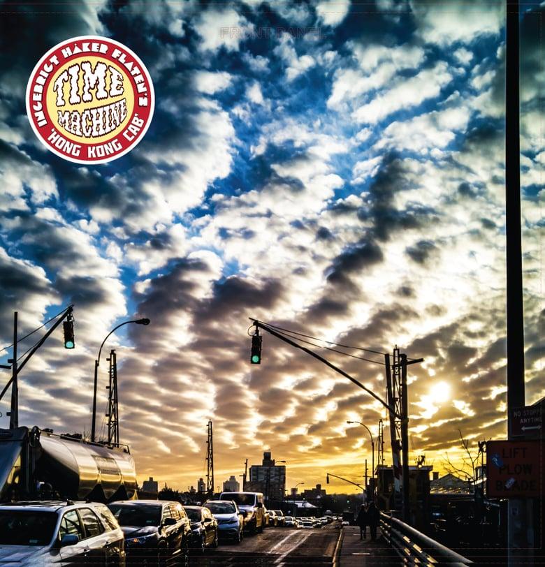 """Image of Ingebrigt Håker Flaten's Time Machine """"Hong Kong Cab"""" LP, CD"""