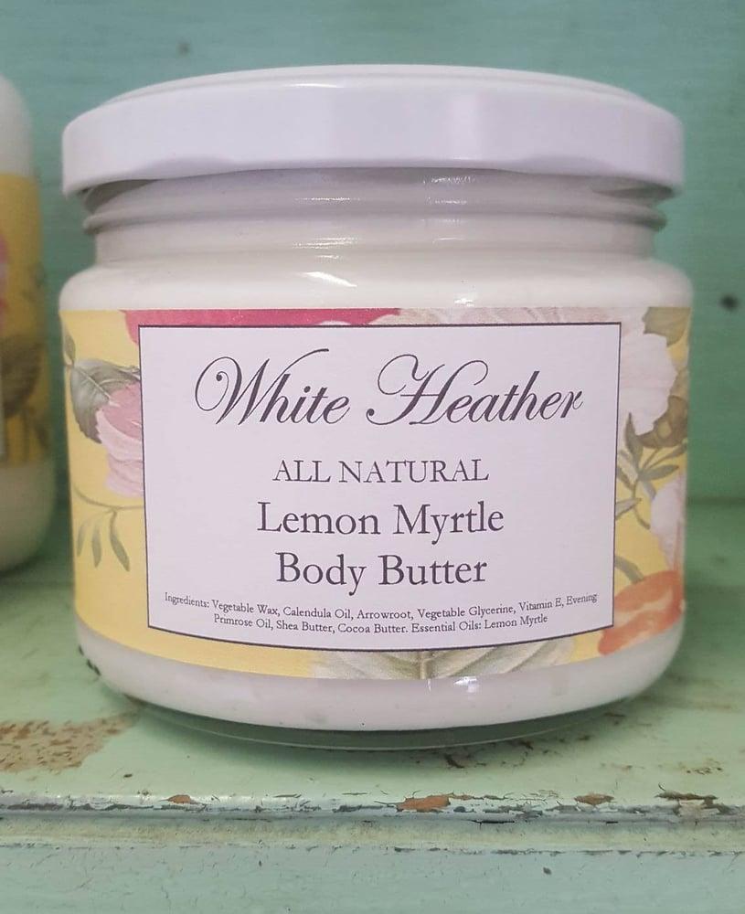 Image of Lemon Myrtle Body Butter