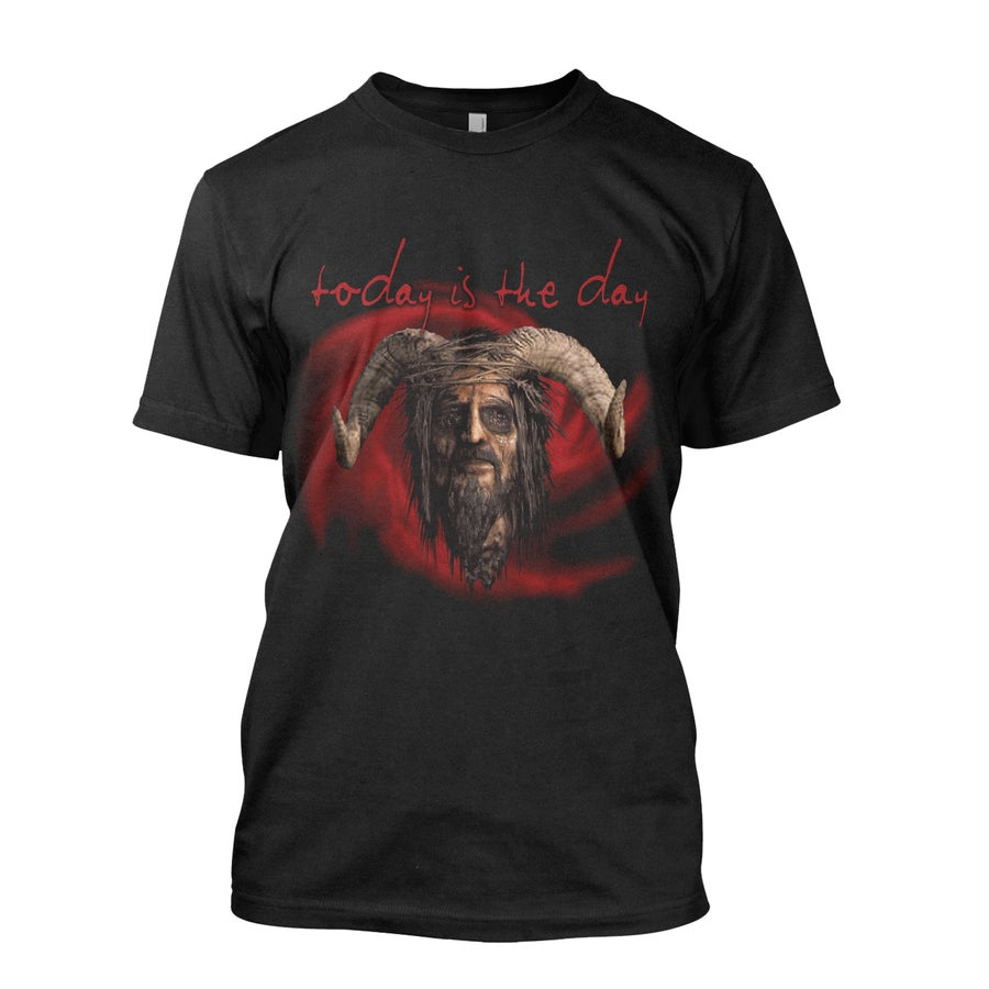 Image of IN THE EYES OF GOD T-SHIRT