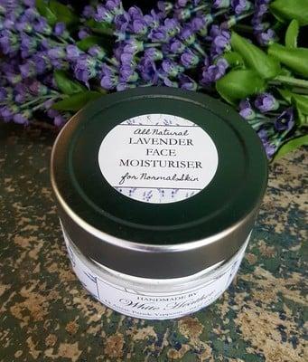 Image of Lavender Face Moisturiser