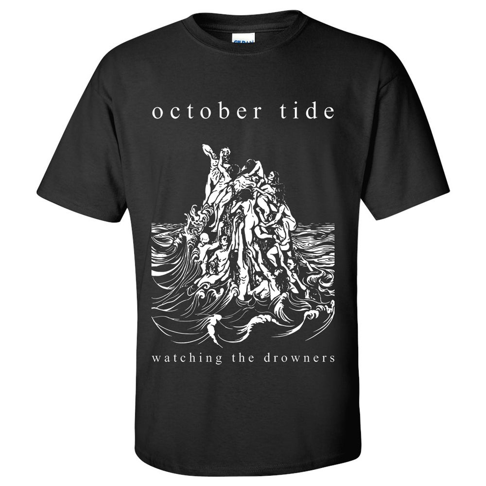 Image of Watching The Drowners T-shirt