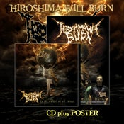 """Image of HIROSHIMA WILL BURN """"To The Weight Of All Things"""" CD"""