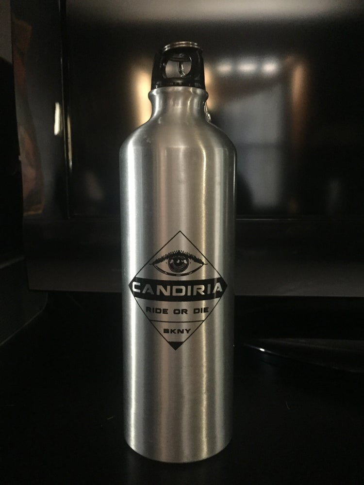 Image of Candiria Stainless Steel Water Bottle