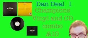 Image of Dan Deal 1! Champions Vinyl and CD