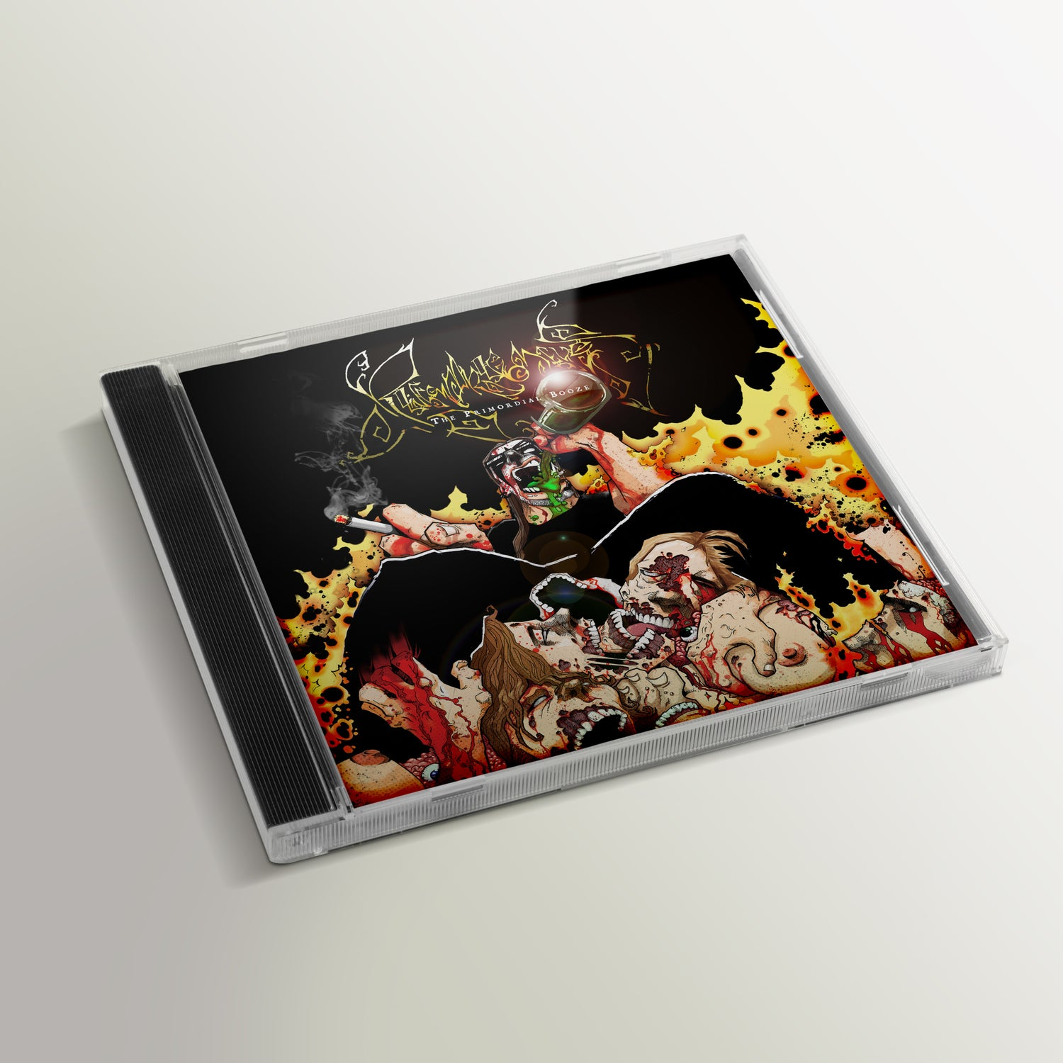 Image of [CD] The Primordial Booze