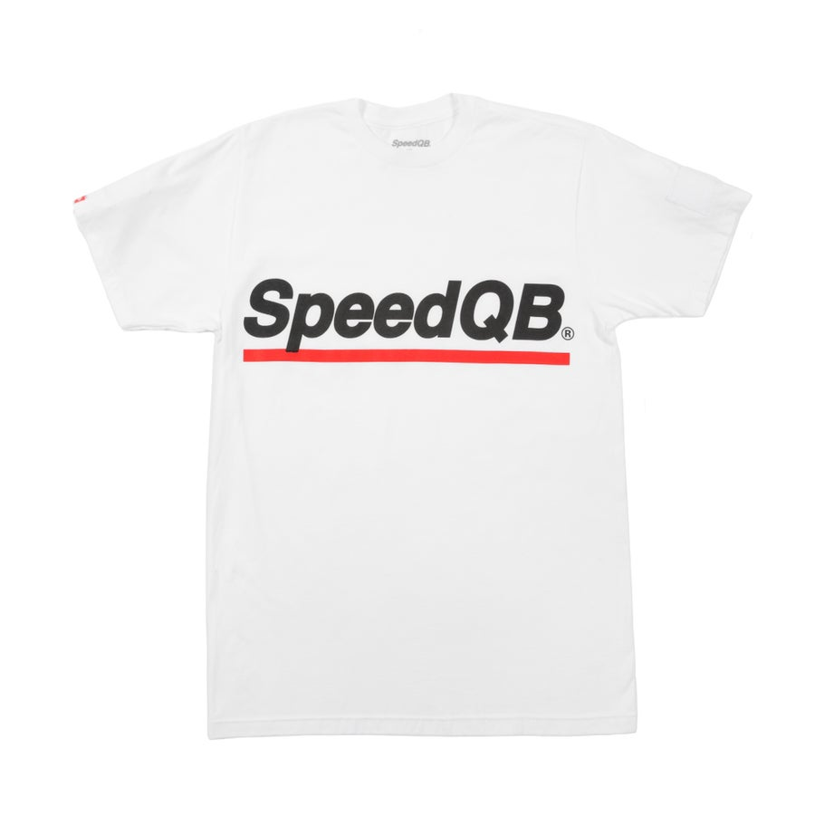 Image of Underscore T-Shirt - White