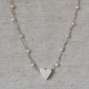 Image of collier coeur