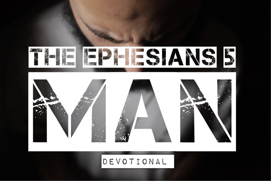 Image of Ephesians 5 Man Devotional