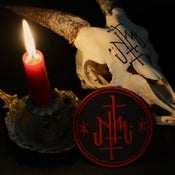 Image of Attic Sigil Patch Red or White