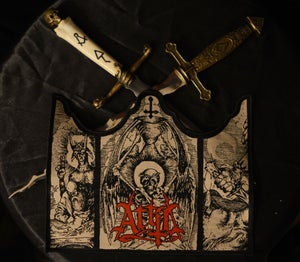 "Image of Backpatch ""Triptychon"""