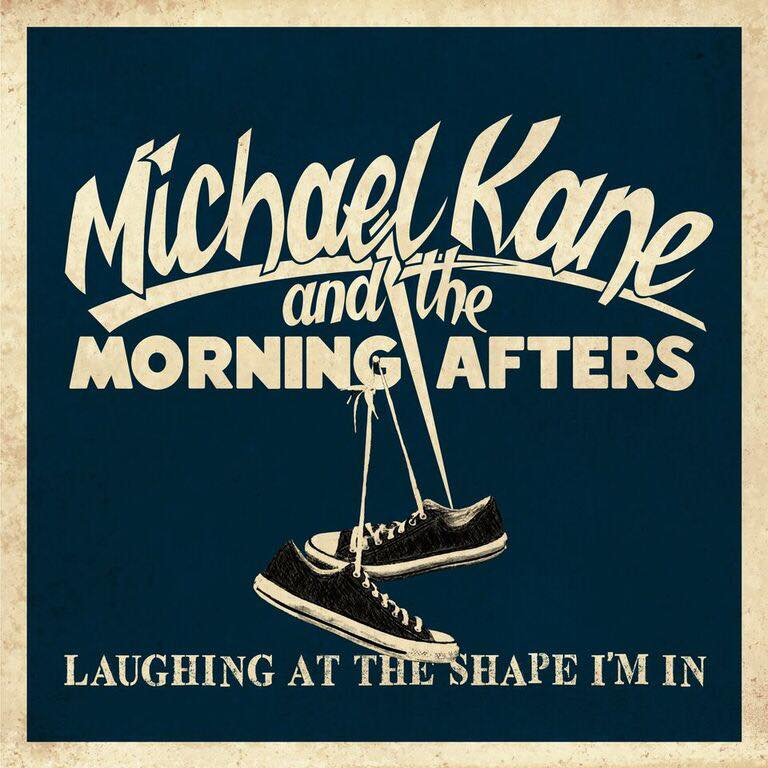 "Image of Michael Kane & The Morning Afters - Laughing at the Shape I'm In 7"" EP"