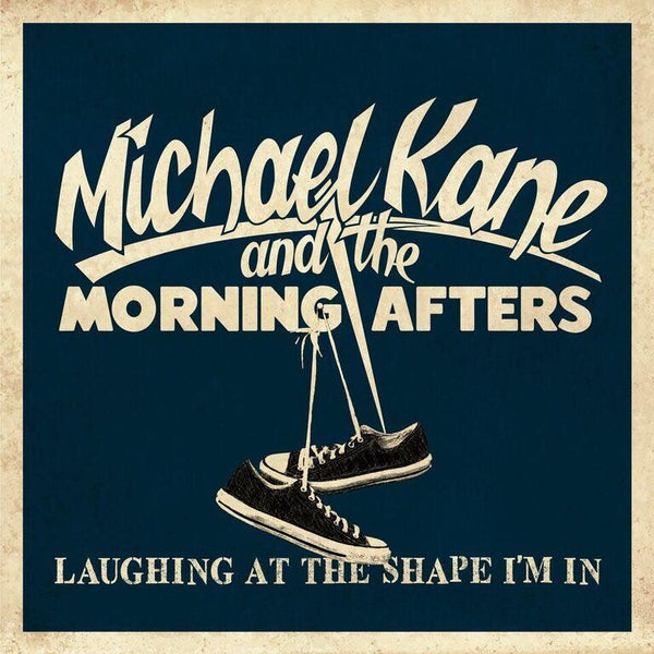 "Image of *NEW* Michael Kane & The Morning Afters - Laughing at the Shape I'm In 7"" EP"