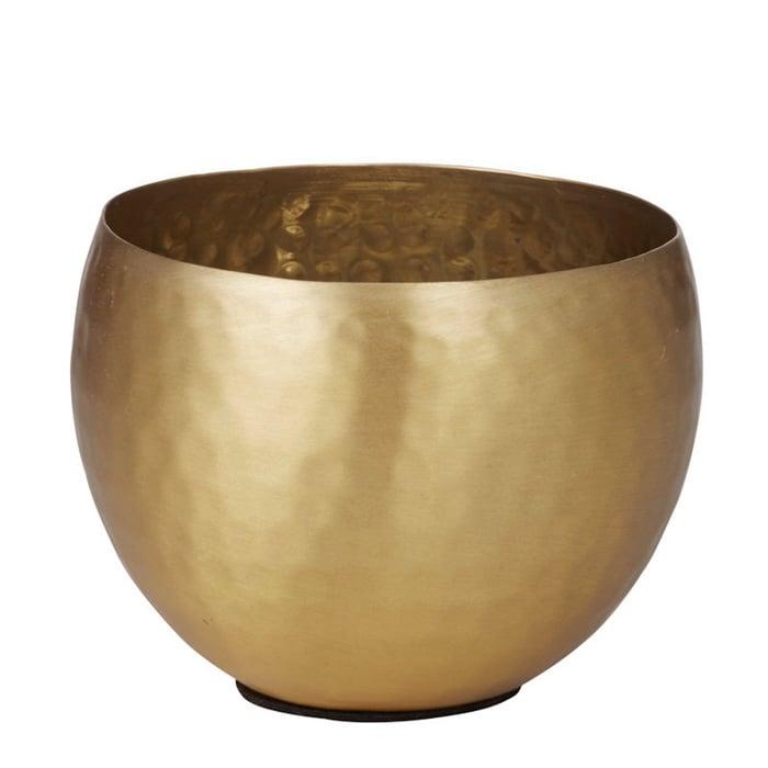 Image of Malini Gold Candle Votive