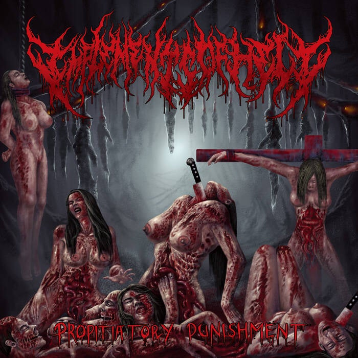 Image of *P IMPLEMENTS OF HEL - PROPITIATORY PUNISHMENT EP