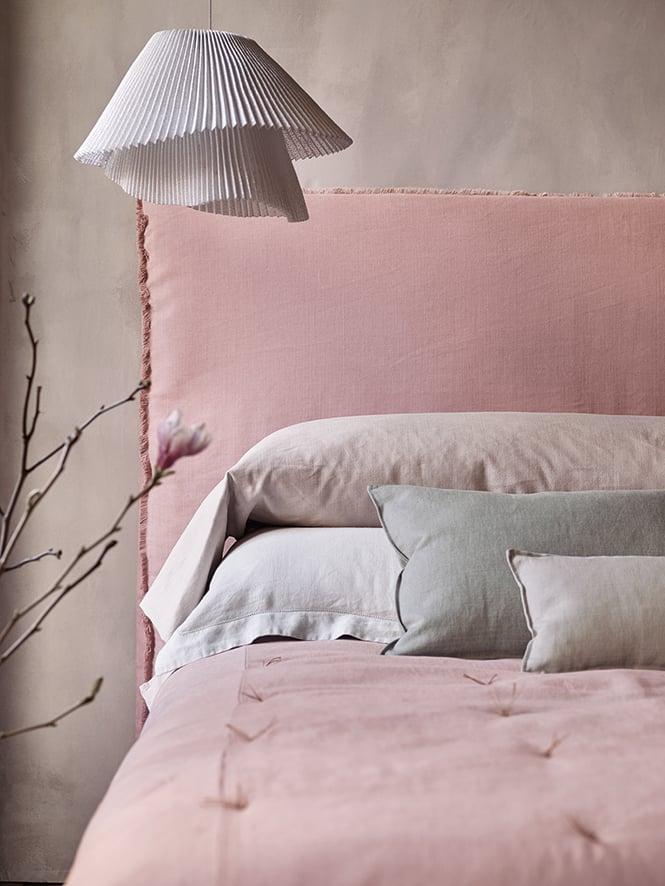 Image of Linara letto sfoferabile in misto lino