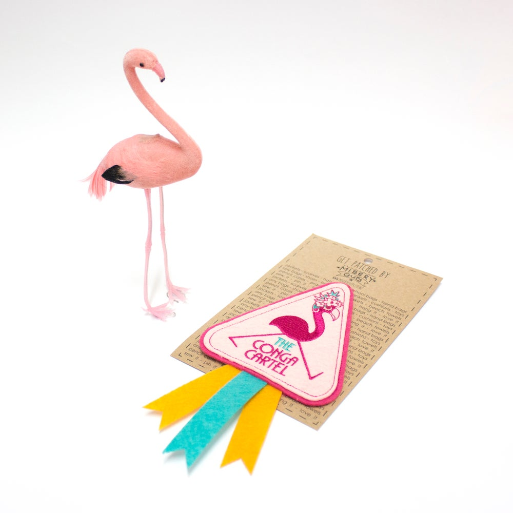 Image of Little Flamingo
