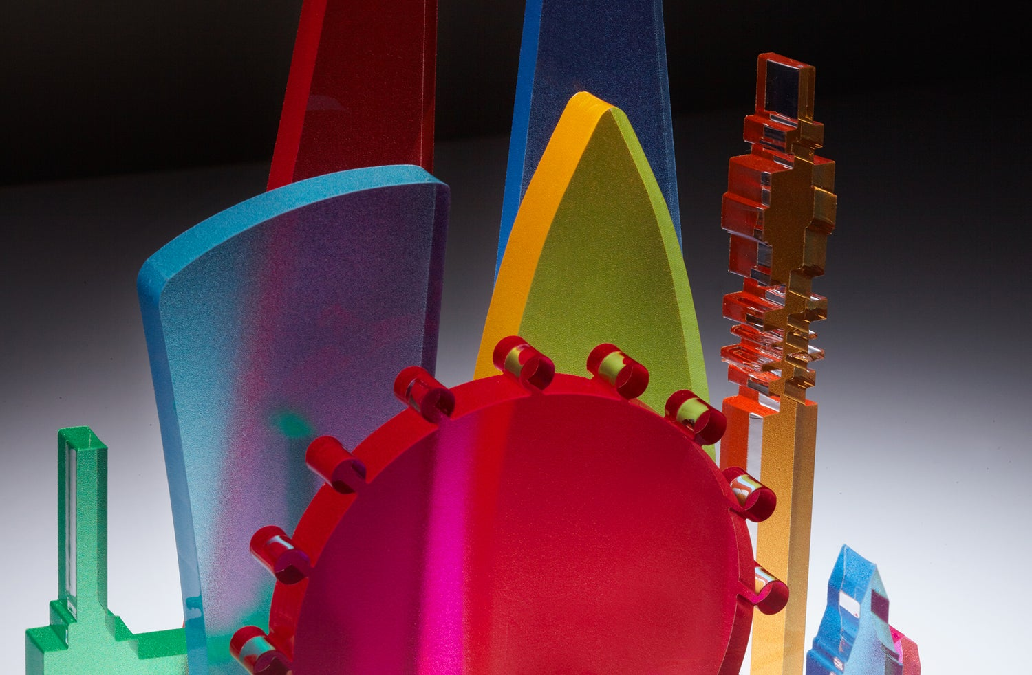 Image of New modular London light sculpture