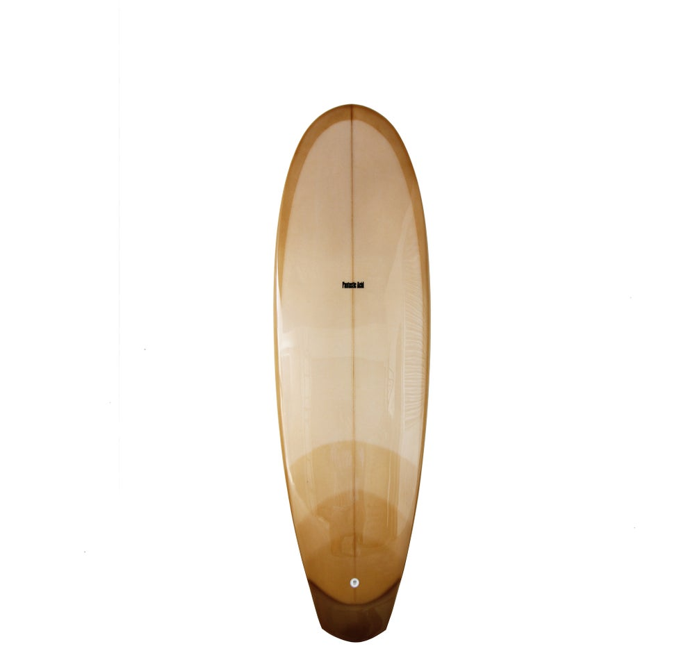 Image of 5'8 Tri Plan Hull Flextail