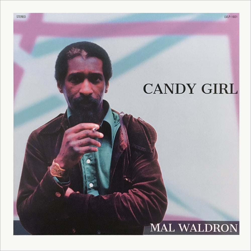 Image of Mal Waldron - Candy Girl - Limited Edition (Color Cover)