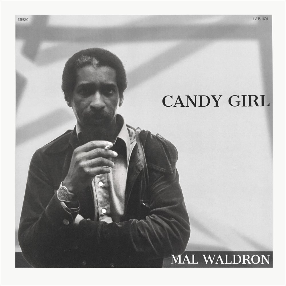 Image of Mal Waldron - Candy Girl - Limited Edition (B&W Cover)
