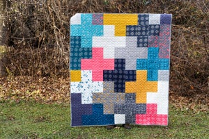 Image of Arithmetic Quilt PDF Pattern