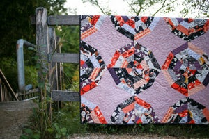 Image of Webbed Quilt PDF Pattern
