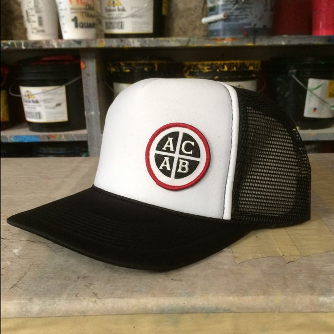 Image of ACAB Mesh Trucker Cap