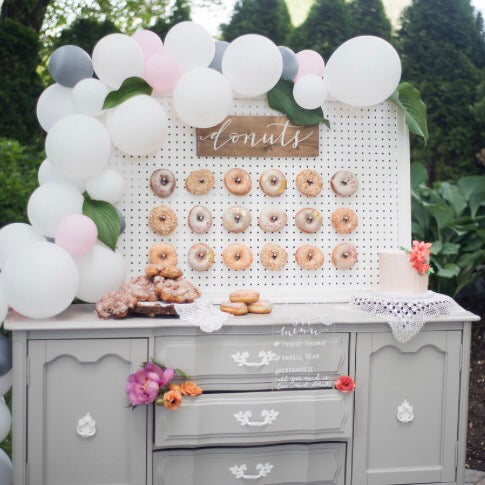 Image of {Tillie} ~~ Donut Wall Rental