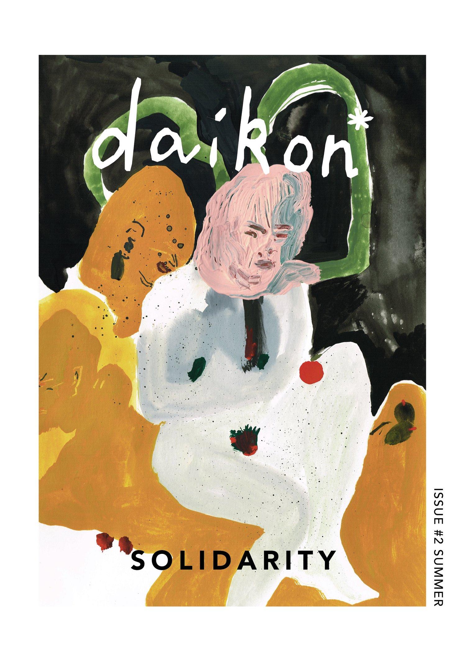Image of daikon* zine issue #2 Summer