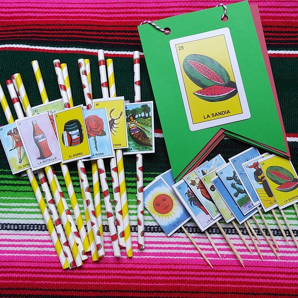 Image of Loteria! Party Collection