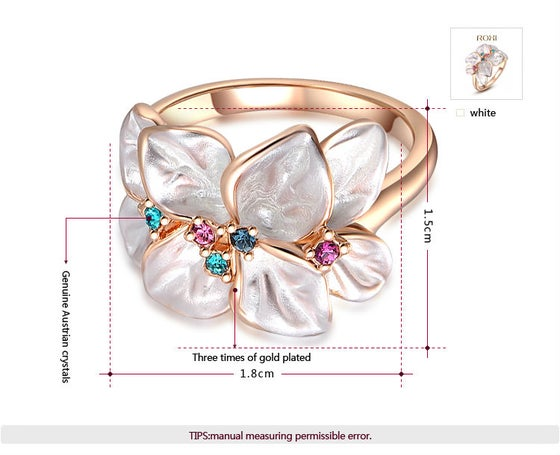 Image of Splendor Tulip Ring