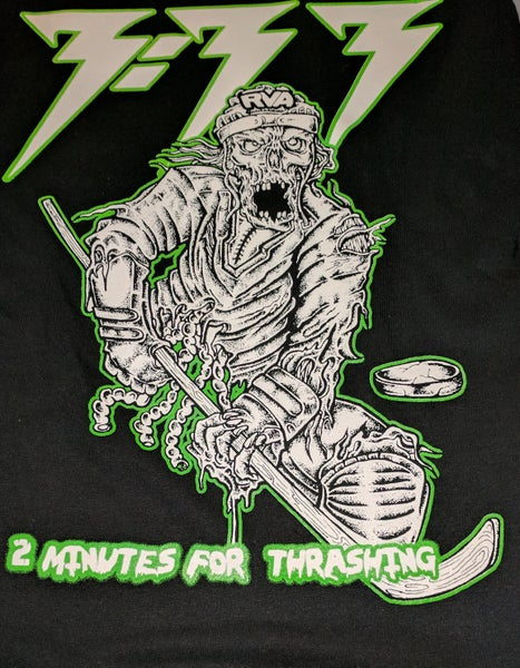 Image of 2 Minutes for Thrashing
