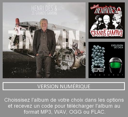 Image of Albums en téléchargement