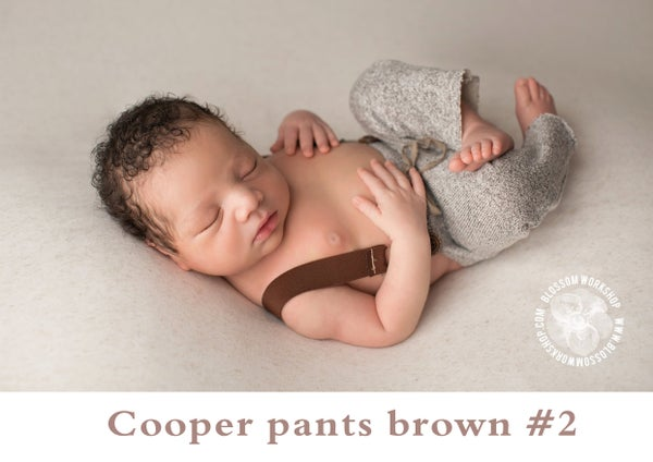 Image of COOPER pants newborn or sitter/8 colors available/