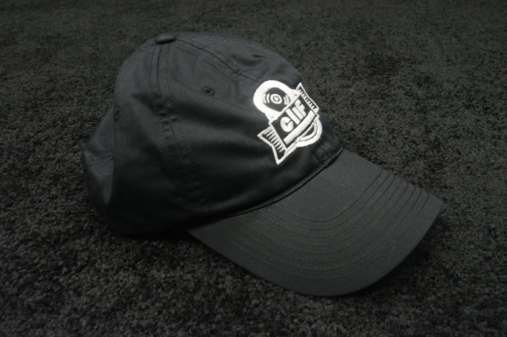 Image of CTSP x NIKE DAD HAT - BLACK