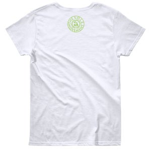 Image of Lady S.O.L.E. Limited Edition Tee White